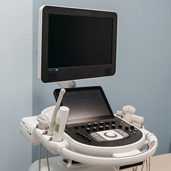 Locação de equipamentos de ultrassom